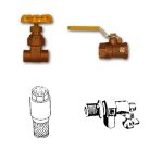 Plumbing and Industrial Valve